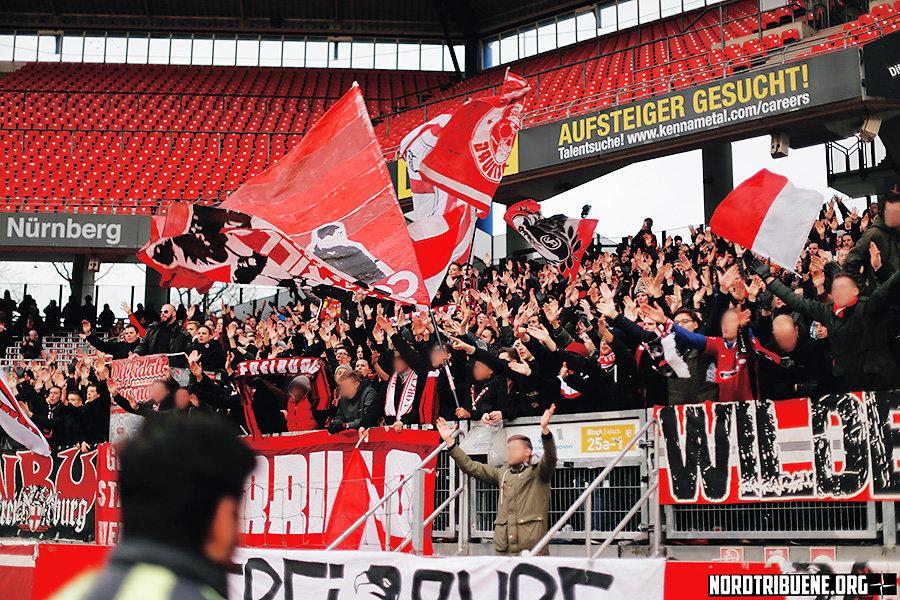 FC Nürnberg - SC Freiburg 2:1) / 18. Spieltag, 2. Bundesliga
