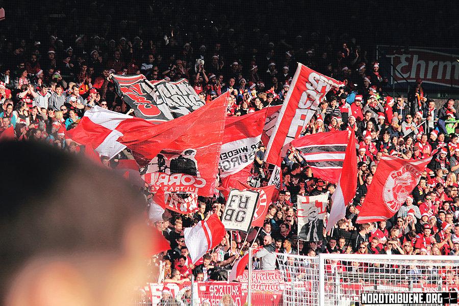 SC Freiburg -  Union Berlin (3:0) / 17. Spieltag, 2. Bundesliga
