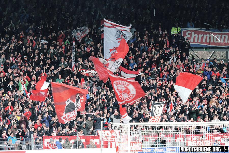 SC Freiburg - Fortuna Düsseldorf (1:2) / 21. Spieltag, 2. Bundesliga