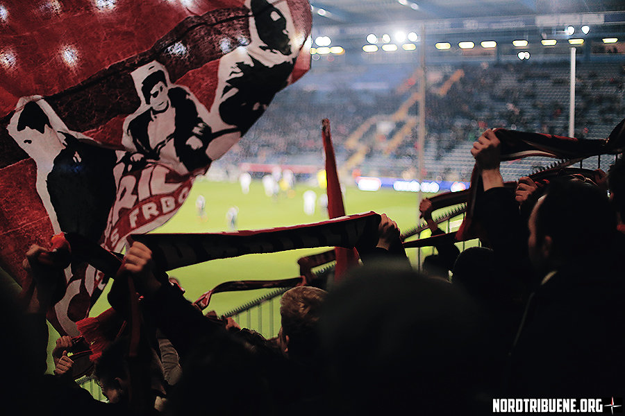 DSC Arminia Bielefeld - SC Freiburg (1:4) / 24. Spieltag, 2. Bundesliga