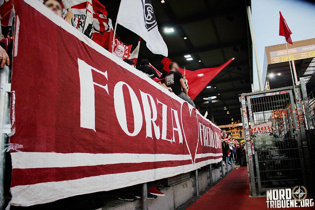SC Freiburg - FC Nürnberg (3:2) / 28. Spieltag, 1. Bundesliga