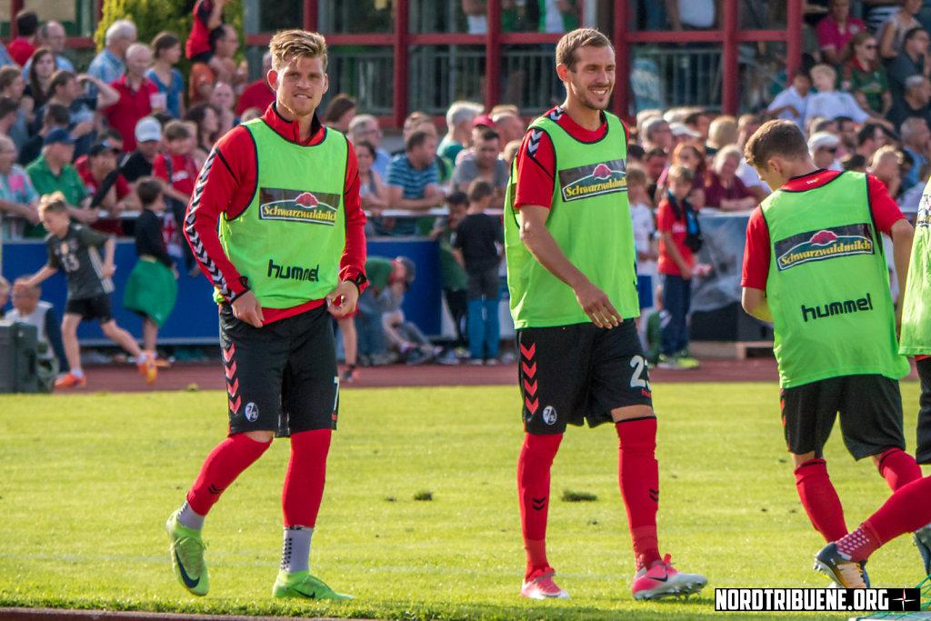 FV Schutterwald - SC Freiburg (0:11)