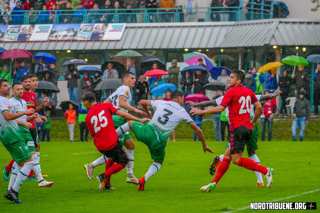 SC Freiburg - FC St. Gallen (1:1)